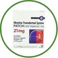 Novartis Nicotine Transdermal System Stop Smoking Aid Patch