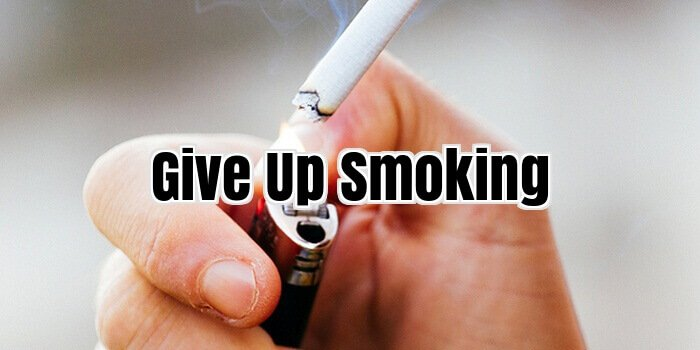 Give Up Smoking