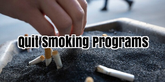 Quit Smoking Programs