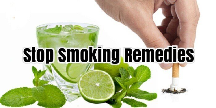Natural Quit Smoking Remedies