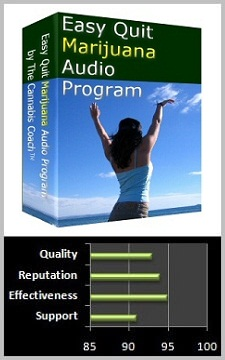 Quit Smoking Marijuana Audio Program
